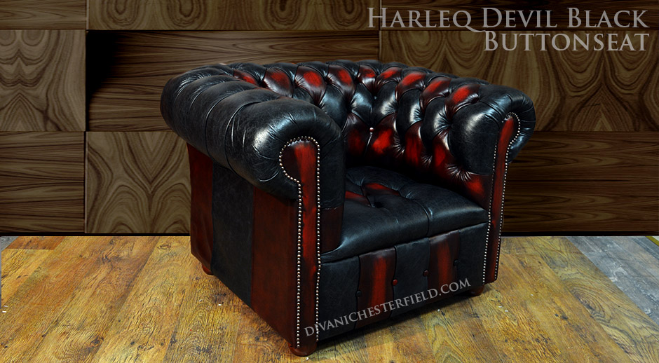 patchwork chesterfield sofa harlequin leather club chair. Black Bedroom Furniture Sets. Home Design Ideas