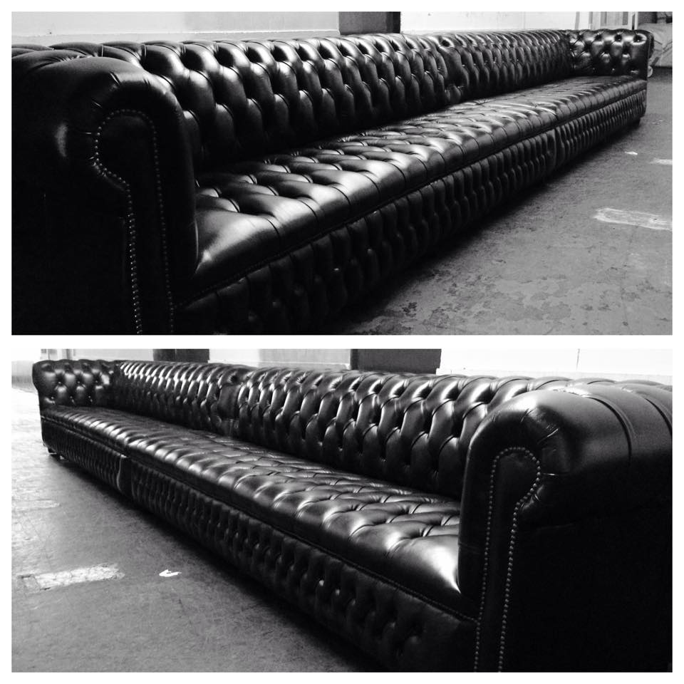 long sofa chesterfield